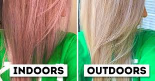 tricks to dye your hair at