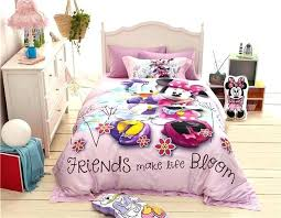 minnie mouse queen bedding mouse queen size bedding high quality cotton mouse duck printed bedding set minnie mouse queen bedding