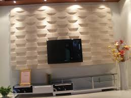 Wall Panelling Living Room Marvelous Ceiling Lighting With 3d Wall Panels Also Modern Tv