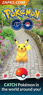 Pokémon Go Mod APK Unlimited Money 2021 - ZApks