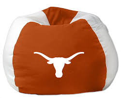 ncaa texas longhorns bean bag chair