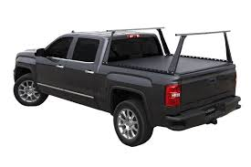 Adarac Truck Bed Rack System by Agricover (Ladder Rack for Tonneau ...