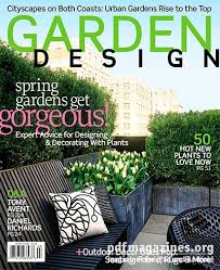 Small Picture Garden Design Magazine Pdf Free Download izvipicom