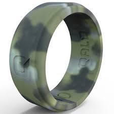 Qalo Men S Ring Size Chart Mens Step Edge Q2x Silicone Ring