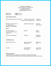 Beginner Acting Resume Template Elegant How To Prepare Your Acting