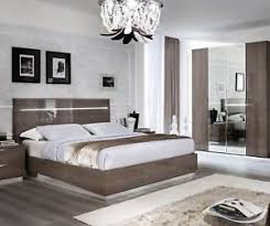 italian high gloss furniture. Image Is Loading Platinum-Silver-Birch-Italian-High-Gloss-Bed-Frame Italian High Gloss Furniture