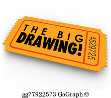 Prize Draw Tickets Stock Illustrations Enter To Win Raffle Ticket Roll Fundraiser