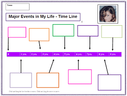 Personal Timeline Template Download My Life Time Line Template K 5 Computer Lab Technology