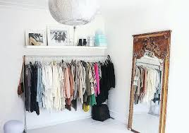 where to hang clothes without closet increase closet hanging space for bedroom ideas of modern house where to hang clothes without closet