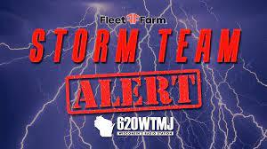 Severe Thunderstorm Warning - WTMJ