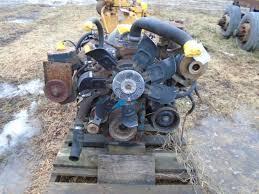 Detroit Diesel V8-8.2L OEM Engine Complete