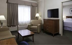 Quebec Bedroom Furniture Quebec Accommodations One Bedroom Suite Four Points Quebec Resort