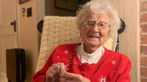 Dottie Brown, the 104-year-old Maine ...