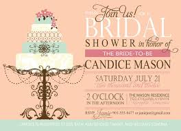 Different Themes Of Couples Wedding Shower Invitations Cards