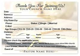 Church Invite Cards Template Church Invite Cards Template Free Pledge Card Helenamontana Info