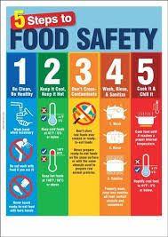 Image Result For Safe Food Handling Chart In 2019 Food