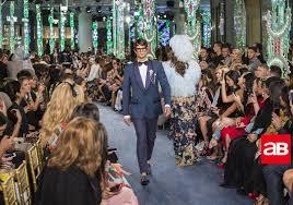 Dolce Hair Design Dolce Gabbana Holds First Fashion Show In Dubai