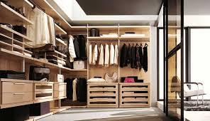 Wardrobes Modern Minimalist Wooden Style Bright Interior Walk In Magnificent Bedroom Closets Ideas Style Interior