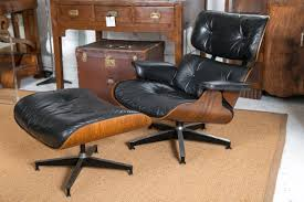 Eames Chair With Ottoman Furniture Eames Lounge Chair With Vintage Eames Lounge Chair And