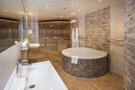 Spa Bathroom Suites Caladaria And Laconium Signature Spa Suite Bathroom Stylish