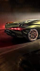 750x1334 8k Lamborghini Sian iPhone 6 ...