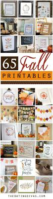65 fall printables and free fall decorating ideas on home wall art dating divas with 465 best printables images on pinterest school gift and parenting