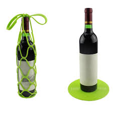 garden outdoors woodside outdoor picnic bbq barbecue wine bottle 4 x glass holder stake set