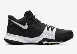 Nike Kyrie 3 Tuxedo Black White Release Date Sneaker Bar