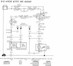 mazda rx rear wiper and washer wiring diagrams all about 1994 mazda rx 7 rear wiper and washer wiring diagrams