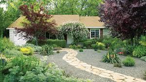 12 Inspiring Ideas For A LawnFree Landscape  Porch AdviceLawn Free Backyard