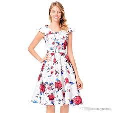 Sexy wife flower dress