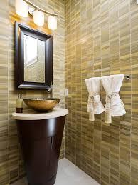 Modern Half Bathroom Saveemail Houzz Intended Decor