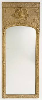 antique frame drawing. Antique Drawing - Frame With Modern Mirror Glass Unknown Paris By  Litz Collection Antique Frame Drawing