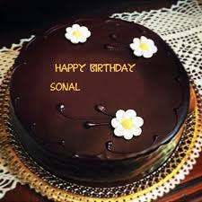 images of happy birthday sonal
