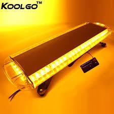 Yellow Light Bars For Trucks Vehicle Strobe Light Pogot Bietthunghiduong Co