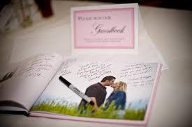 Fun Wedding Guest Book Inspiration