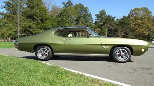 1970 GTO 455 - Classic Pontiac GTO 1970 for sale