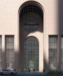 snøhetta revises plans for philip johnson's '550 madison' office tower