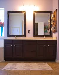 Refinishing Bathroom Vanity Ideas Picture With Ideas For ...