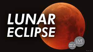 Streaming | Lunar Eclipse Live - Lowell ...