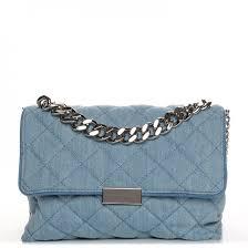 STELLA McCARTNEY Eco Denim Quilted Small Beckett Shoulder Bag Blue ... & STELLA McCARTNEY Eco Denim Quilted Small Beckett Shoulder Bag Blue 210969 Adamdwight.com