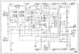 diagram a ancillary circuits wash wipe central locking and diagram 3a ancillary circuits wash wipe central locking and electric windows models from 1987 to 1989
