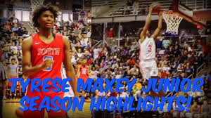 Tyrese Maxey Junior Season Highlights ...