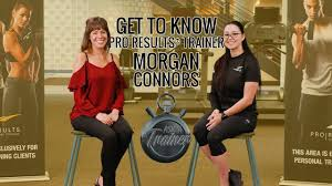 get to know pro results morgan connors ask a trainer la fitness