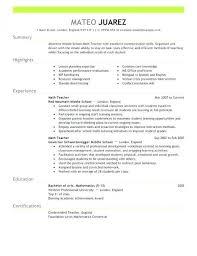 Bistrun Best Professional Resume Examples 2018 Best Free Resume