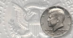 1967 Kennedy Half Dollar Value Chart This Kennedy Half Dollar Sold For 2 485 Because Its