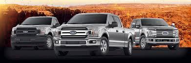 2018 Ford Model Lineup | Sanderson Ford | Phoenix, AZ