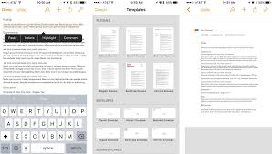 Resume Tips How To Create A Resume On Your IPhone Awesome Best Resume App