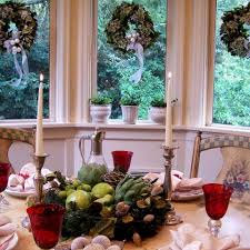 Kitchen Table Settings 50 Stunning Christmas Table Settings Style Estate