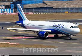 Indigo Airlines Login Vt Ihb Airbus A320 214 Indigo Airlines Janam Parikh Jetphotos